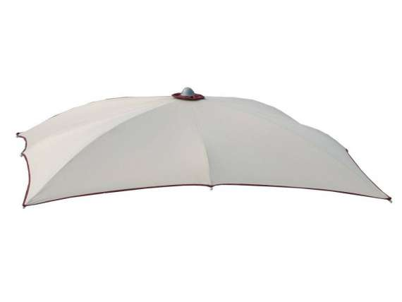 Quadrato Square sun umbrella