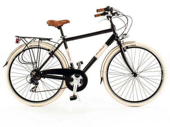 Bicycle for man in aluminum Via Veneto 605A