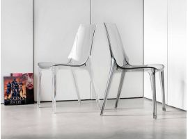 Stacking chair Vanity