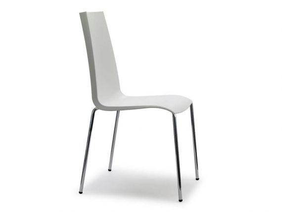 Mannequin 4 legs Polypropylene chair