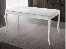 Miami rectangular extendible table