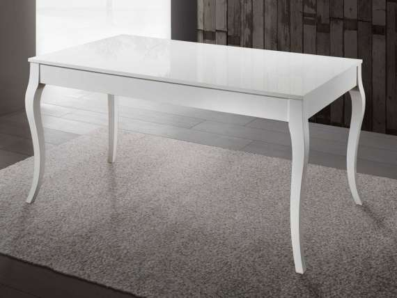 Miami rectangulaire table extensible