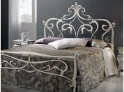 Carmen wrought iron bed