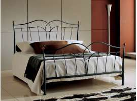 Wrought iron bed Daphne