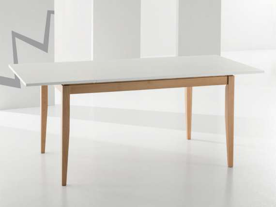 Elios Wooden extending table