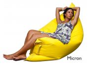 Barbazoo - outdoor or indoor medium Pillow