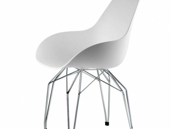 Design chair Diamond Dimple Closed