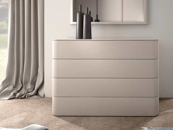 Dresser with four drawers Tema