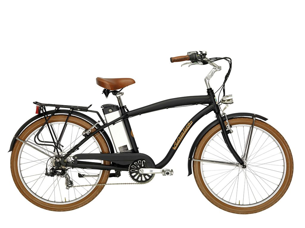 electric bicycle cruiser e bike. Black Bedroom Furniture Sets. Home Design Ideas