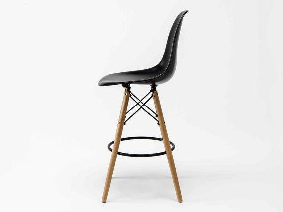 Hocker H65 Eames DSW