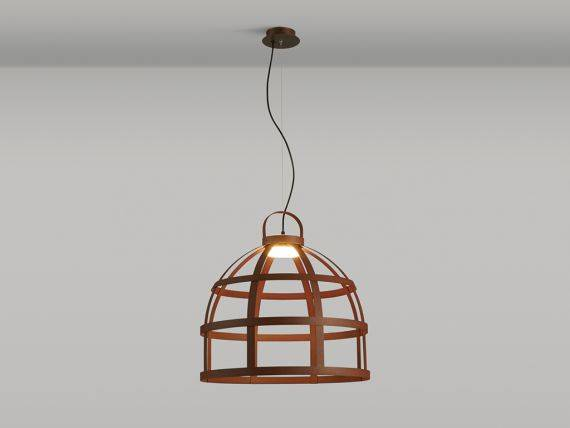 Hanging LED lamp Gioconda
