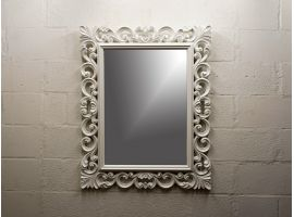 Mirror in Baroque style Elisabetta