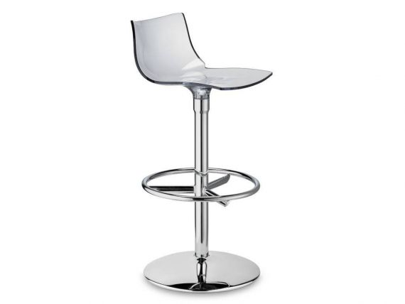 Day twist Tabouret bar tournant