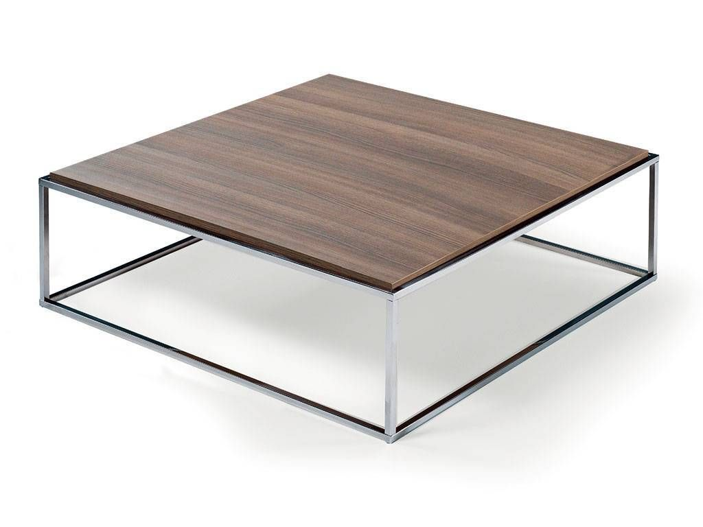 short square coffee table lamina With short square coffee table