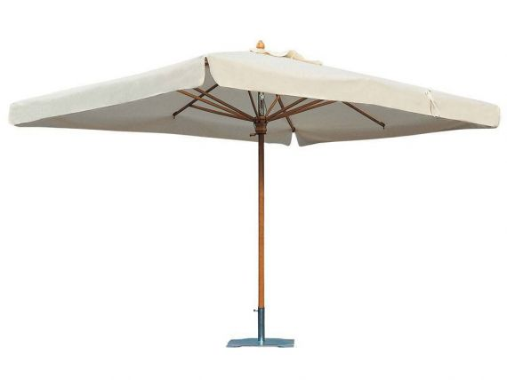 Alghero rectangular garden umbrella