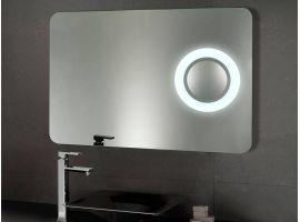 Mirror with led AQUOS