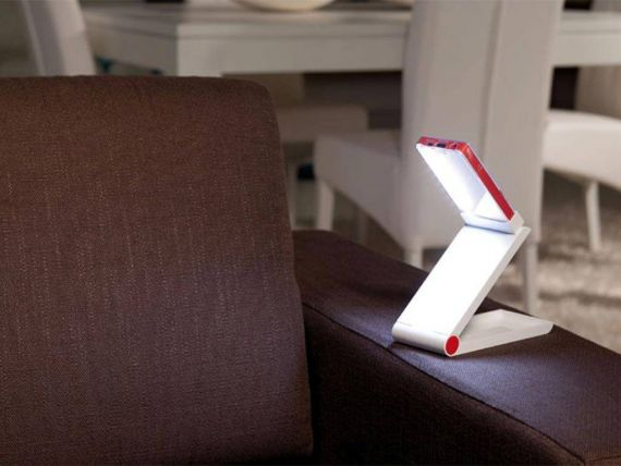 LED Lampe Snooze and Go