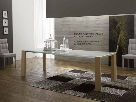 Cult 160 table extensible