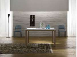 Meeting wood 160  table extensible