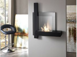 Lassen Wall Fireplace