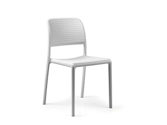 Bora Bistrot Armchair with arms in polypropylene