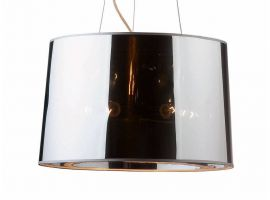 London SP5 hanging lamp with diffusor in PVC