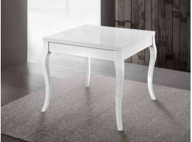Miami carré table extensible
