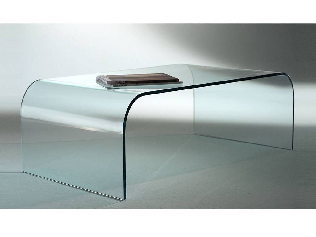 Table basse de salon en verre courb gallery 110 129 - Table basse de salon en verre ...