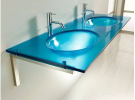 Giava 1-2 crystal sink