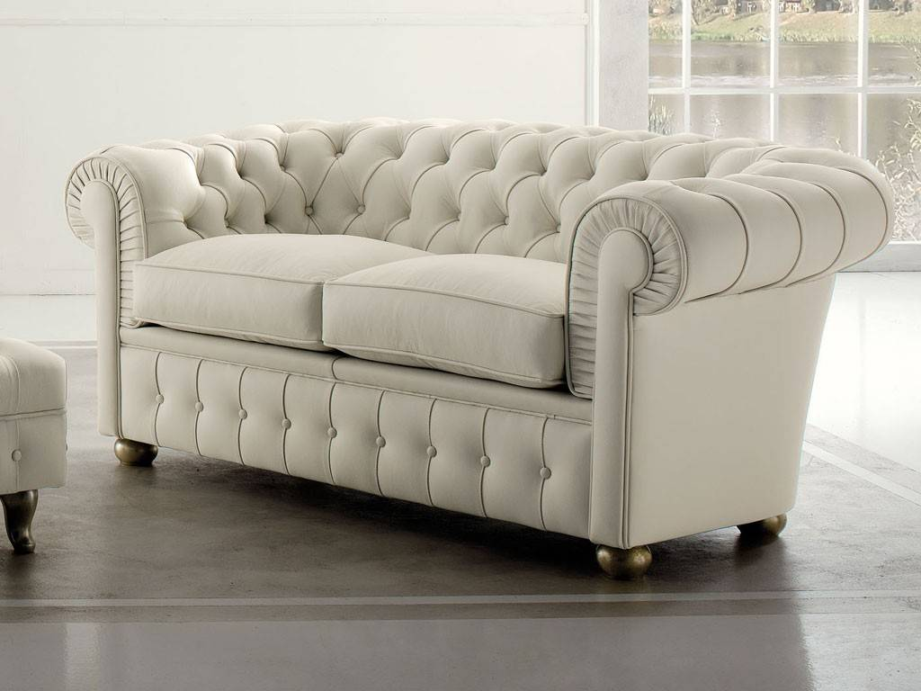 Chester ecoleather or real leather sofa - Sofas chester ...