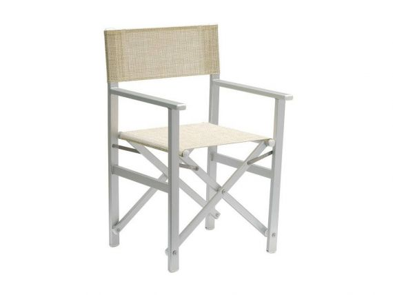 Regista aluminium beach chair