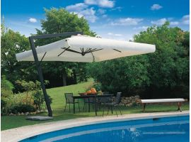 Taormina Arm outdoor umbrella