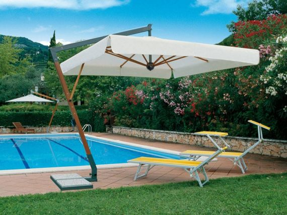 Rivoli Arm umbrella outdoor