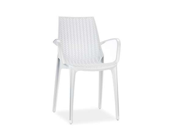 Polycarbonate chair Tricot