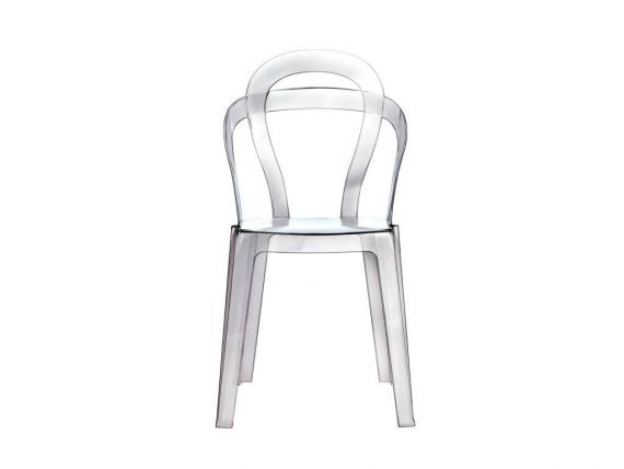 Titì polycarbonate chair