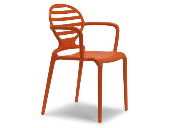 Polypropylene chair Cokka