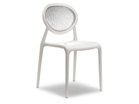 Polypropylene chair Super Gio