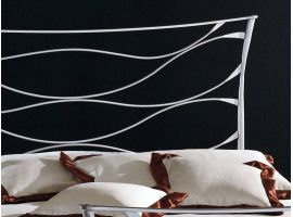 Wrought iron bed Gaudi'