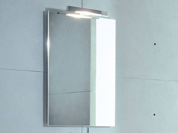 Polished edge mirror Atina