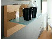 Atina shelf bathroom