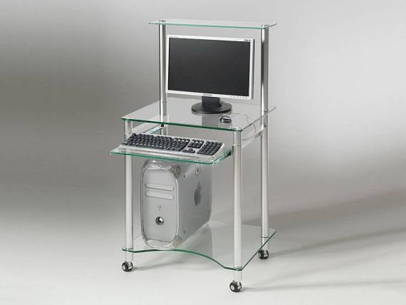 Crystal desk Compact