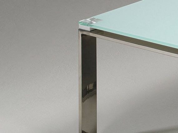 Stain crystal desk