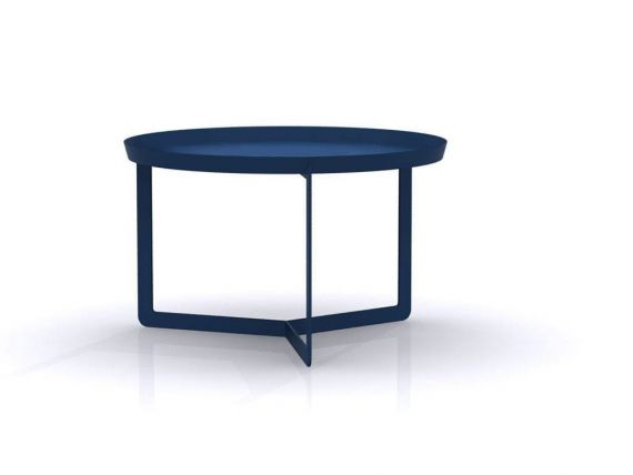 Round Metal Small Table Round 2