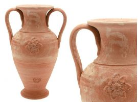 Amphora star 061 terracotta pot