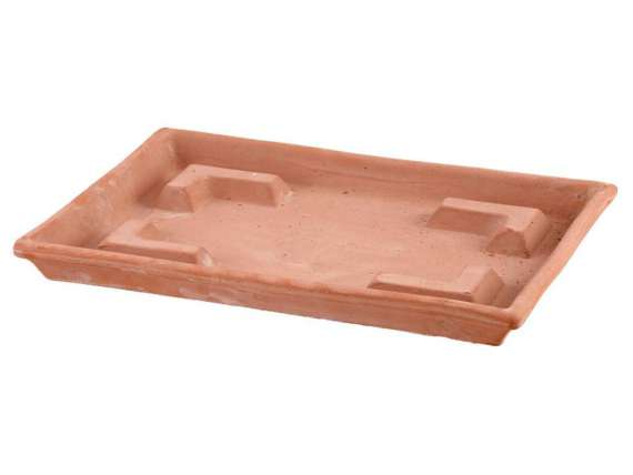 Flowerpot holder Formicaio 079 terracotta flowerpot holder