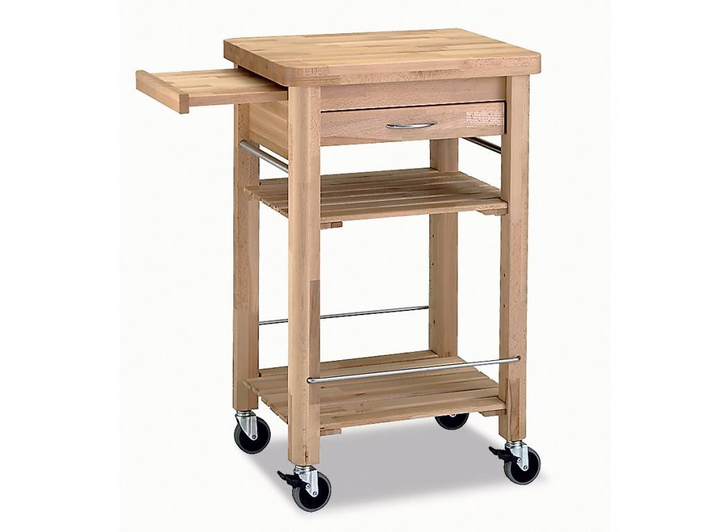 Kitchen trolley multiservice house for Carrello bricoman