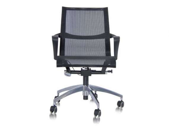Financial office armchair
