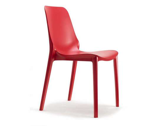 Chair in technopolymer Ginevra