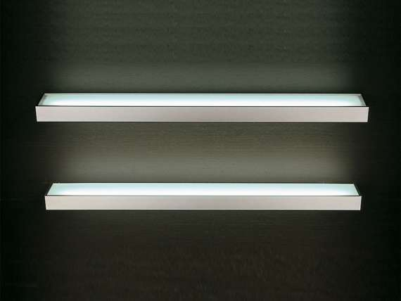 Brandt light shelf with switch