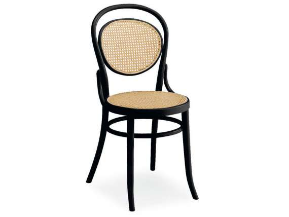 Thonet 050 classic wooden chair for Chaise bistrot thonet